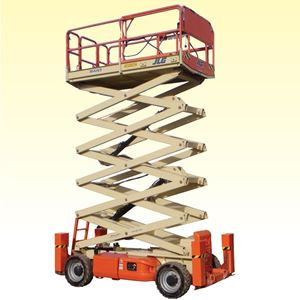 Picture of 14m A/T Electric Scissor Lift