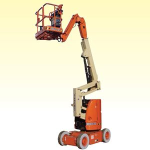 Picture of 11m Electric Articulating Boom Lift