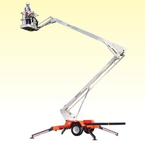 Picture of 15m Petrol Cherry Picker