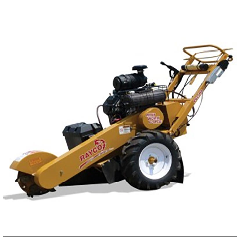 Picture of 25 HP Stump Grinder