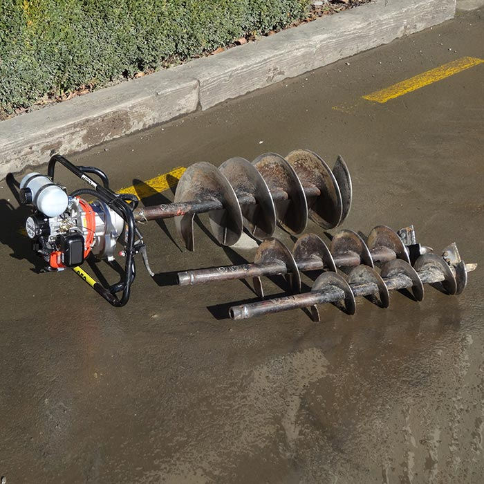 Picture of Hand Held Auger