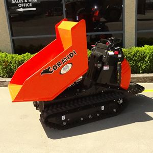 Picture of 500kg Tracked Dumper