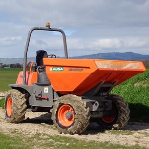 Picture of 6 Ton Swivel Dumper
