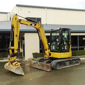 Picture of 4.5 Ton Excavator