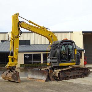 Picture of 16 Ton Excavator Dozer Blade