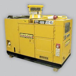 Picture of 37 KVA Generator