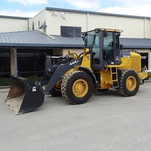 Picture of 11 Ton Wheeled Loader