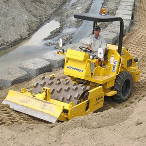 Picture of 5 Ton Roller - Padfoot Only