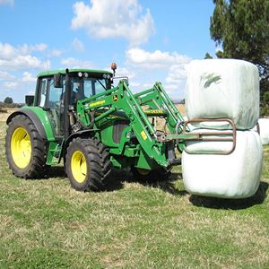Picture of 120hp Tractor