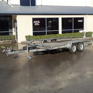 Picture of 2.5 Ton Car Trailer