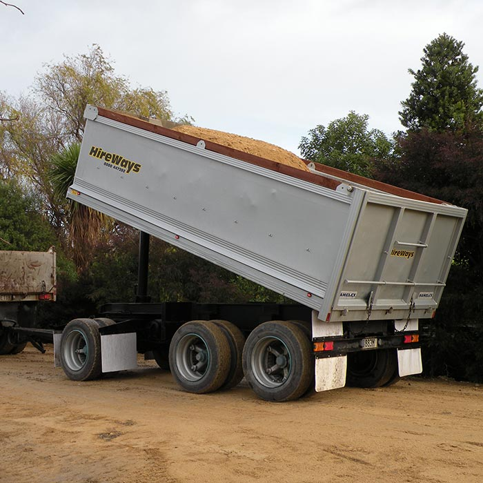 Picture of 3 Axle Trailer