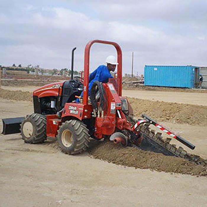 Picture of 1.9 Ton Trencher