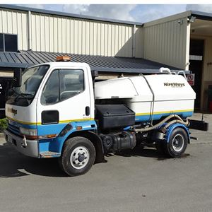 Picture of 4x2 Water Truck
