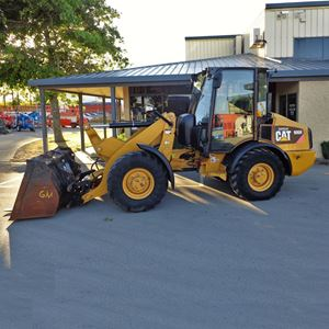 Picture of 5.5 Ton Wheeled Loader