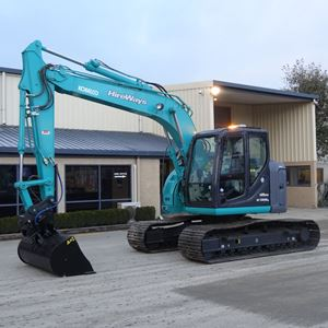 Picture of 14 Ton Excavator