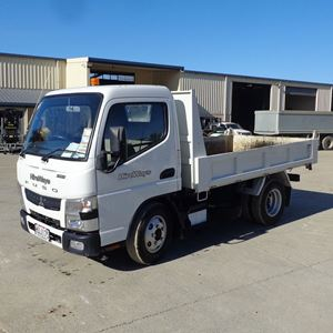 Picture of 2.5-3 Ton Tipper Truck