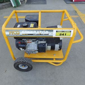 Picture of 7 KVA Generator