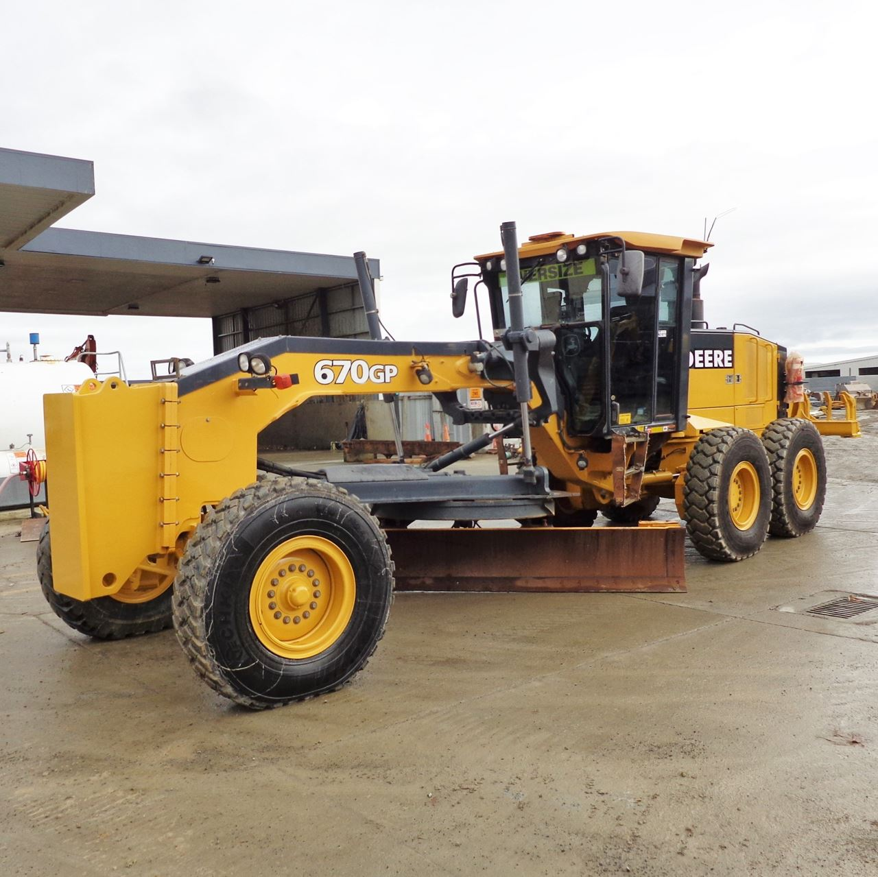 Picture of 18 Ton Grader