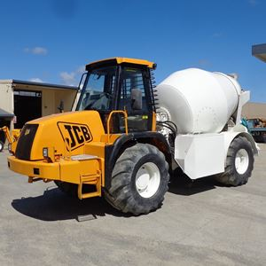 Picture of Off Road Concrete Mixer