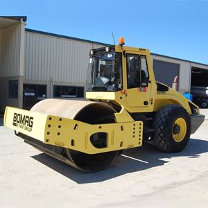 Picture of 16 Ton Roller - Smooth/ Padfoot