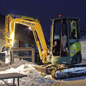 Picture of 3.5 Ton Excavator