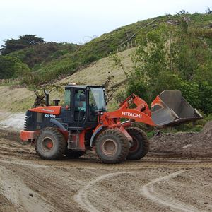 Picture of 15 Ton Wheeled Loader