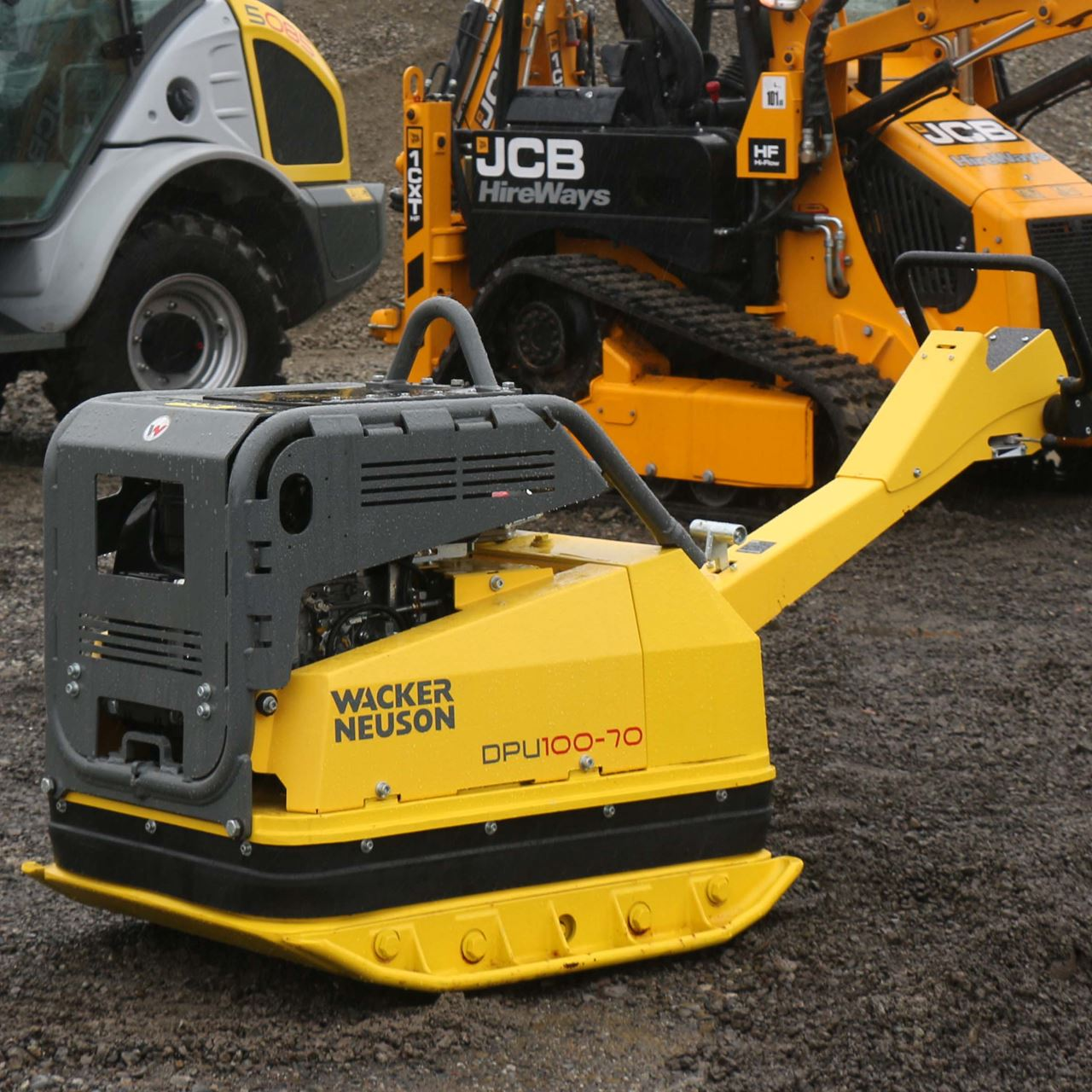 Picture of 700-800KG Plate Compactor