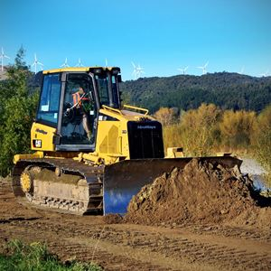 Picture of Cat D5K2 Bulldozer