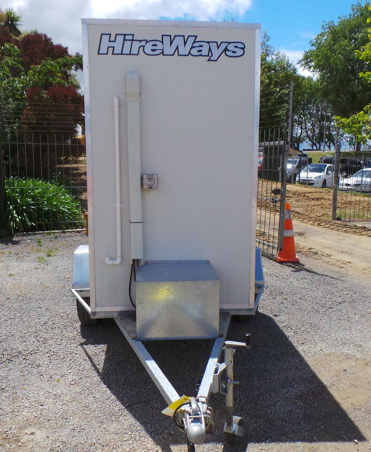 Picture of Chiller Trailer (Available Palmerston North only)