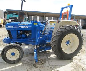 Picture of 3 Ton Ford Tractor Grader