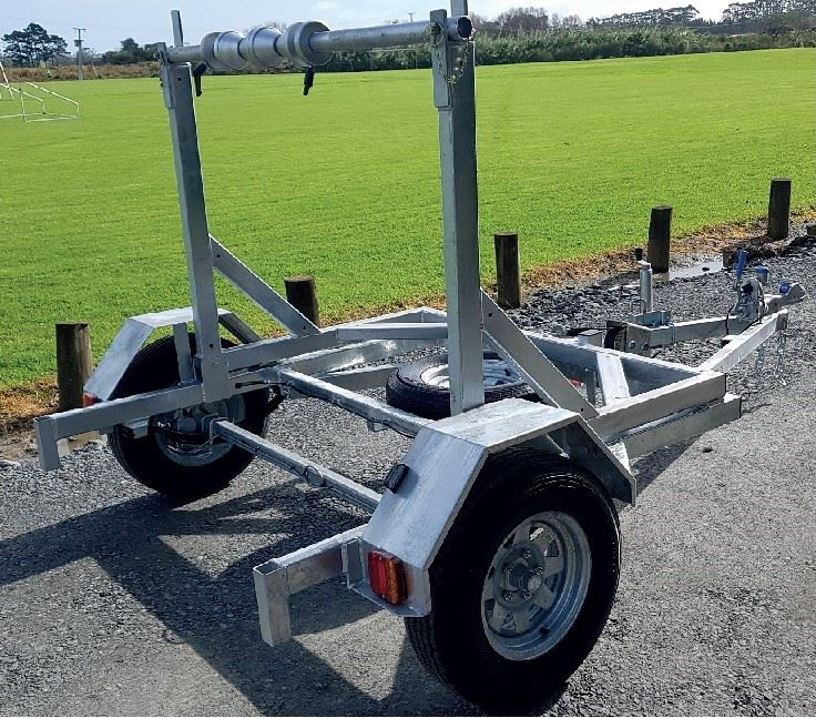 Picture of 1.2 Ton Cable Trailer (Palmerston North only)
