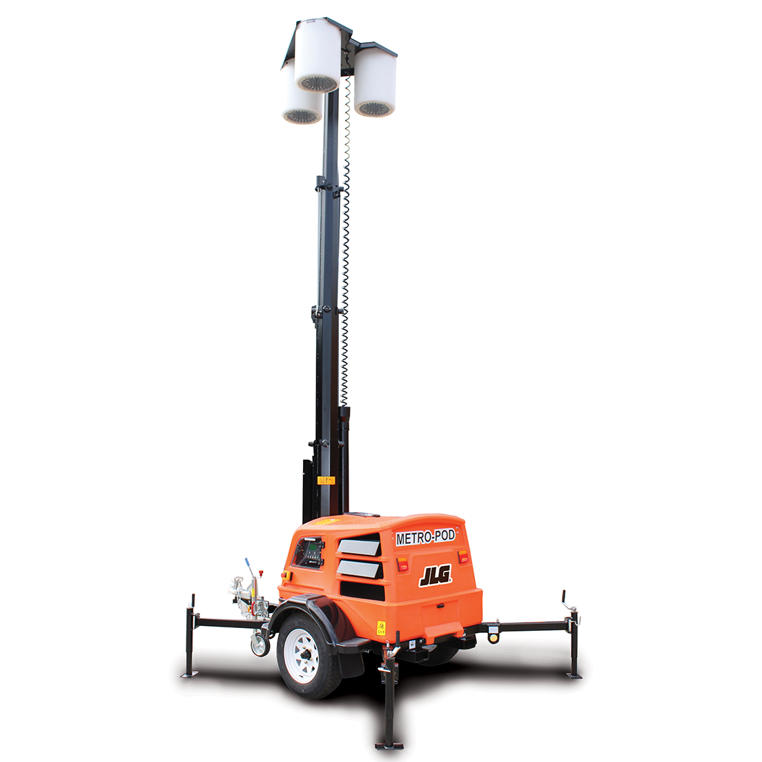 Picture of 6m LED Pod Lighting Tower