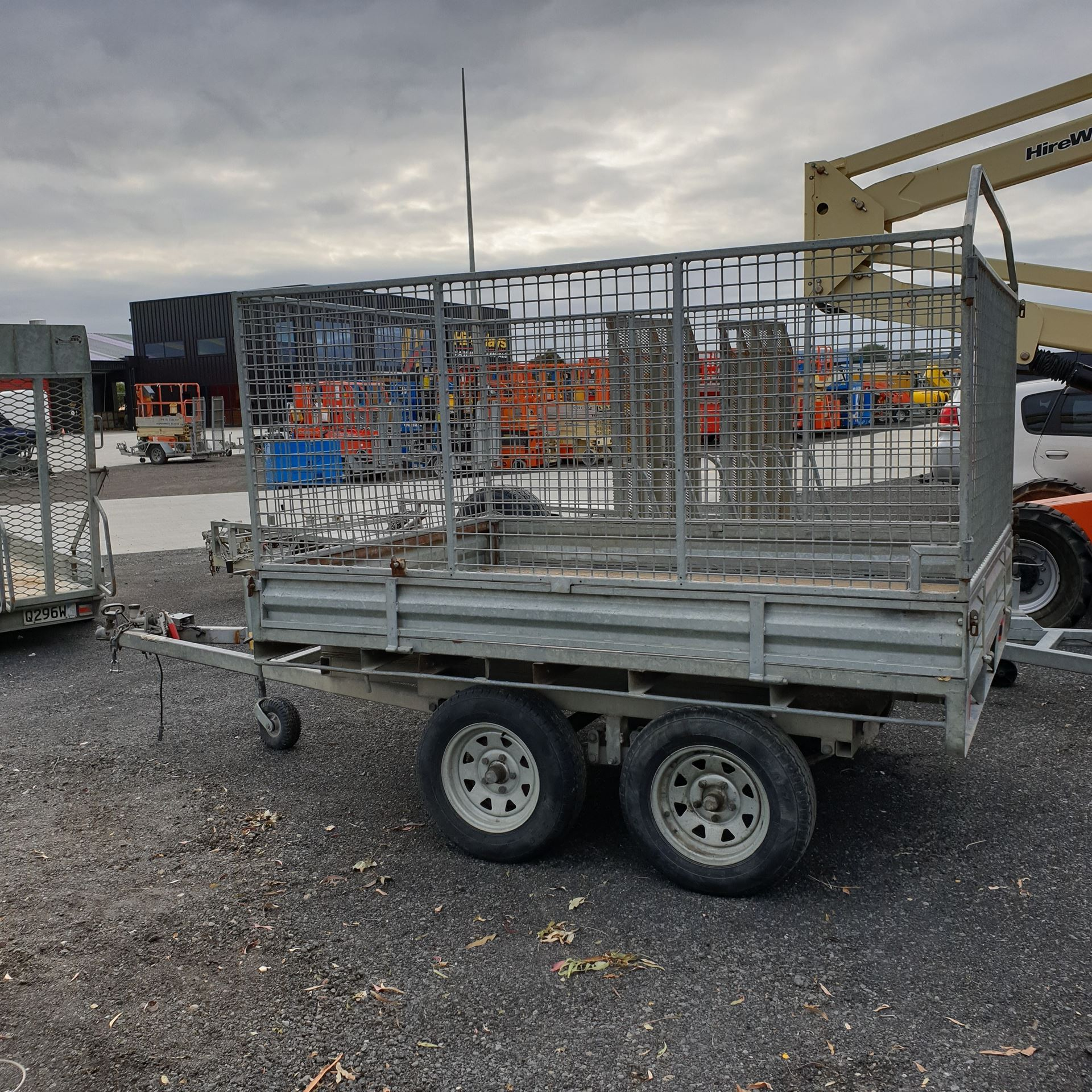 Picture of Rubbish/ Firewood Trailer (Palmerston North only)