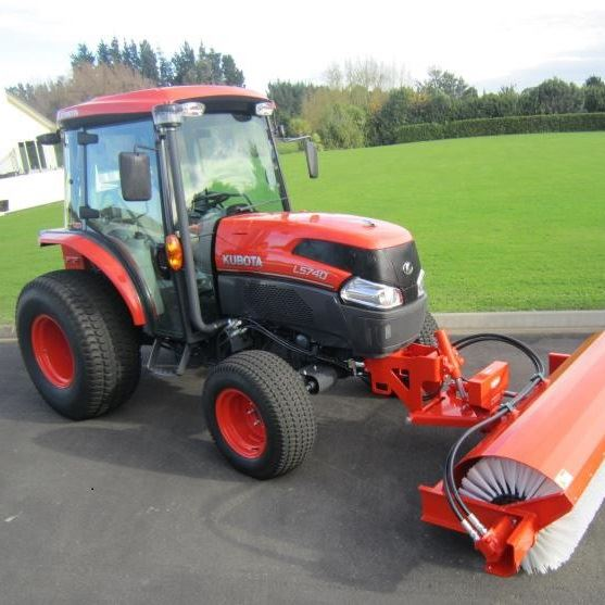 Picture of Tractor Mounted Sweeper - Large
