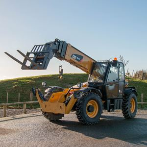 Picture of 12 Ton Telehandler