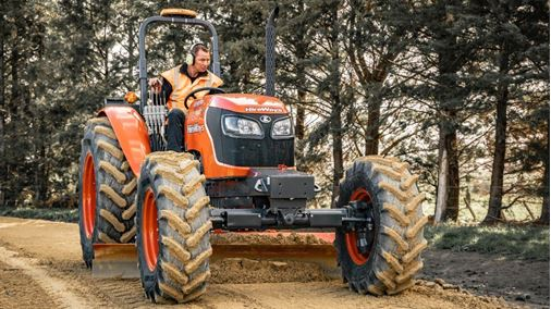 Picture for category Tractors & Attachments