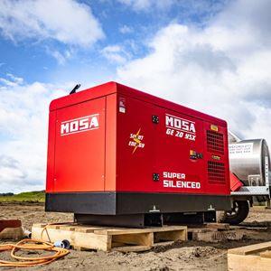 Picture of 20-25 KVA Generator