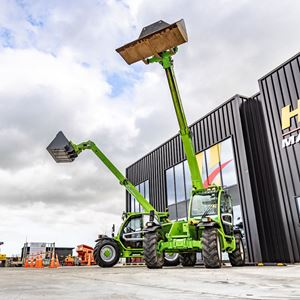 Picture of 5.5-8 Ton Telehandler