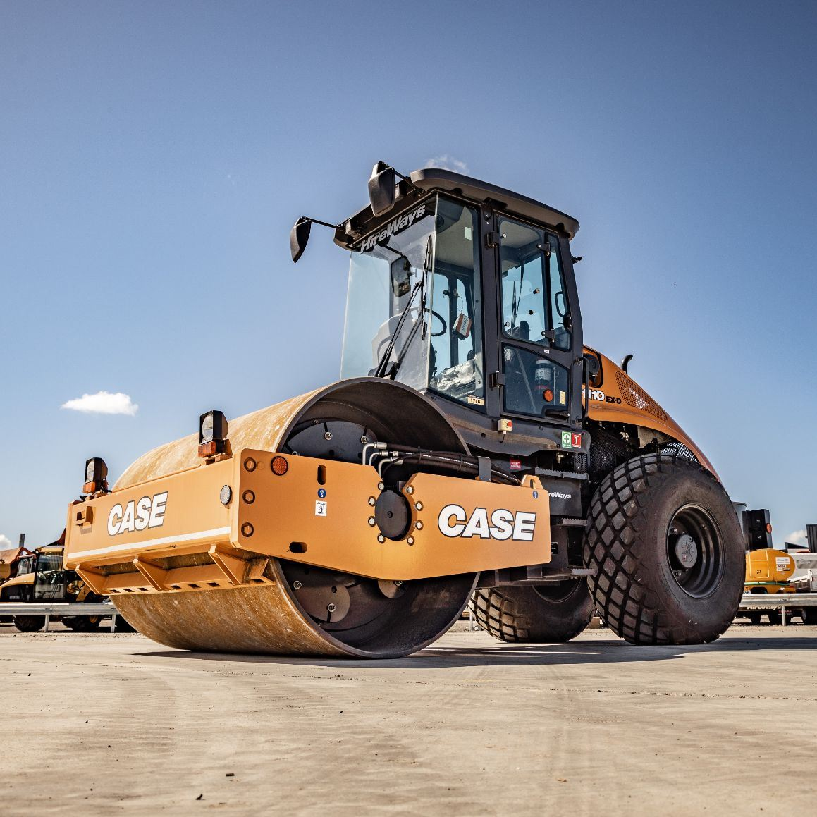 Picture of 10 Ton Roller - Smooth/ Padfoot