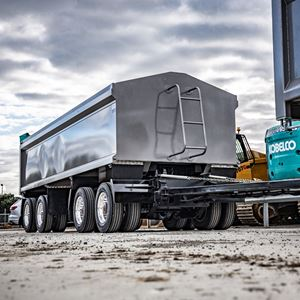 Picture of 4 Axle Trailer