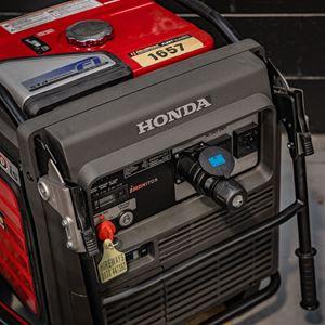 Picture of 7 KVA Inverter Generator