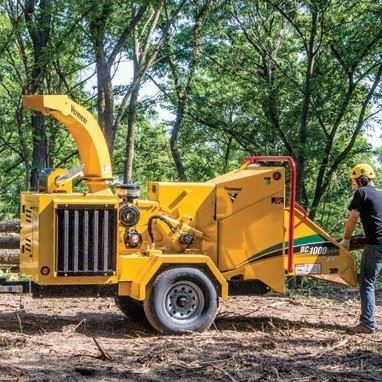 "Picture of 12"" Chipper Vermeer BC1000XL"