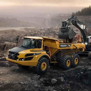 Picture of 30 Ton Volvo A30G Dumper