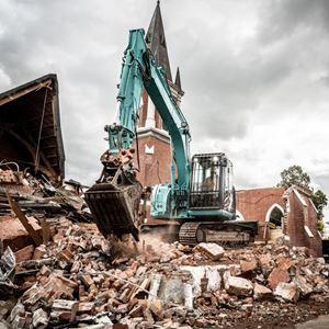 Picture of 12 - 15 Ton Excavators