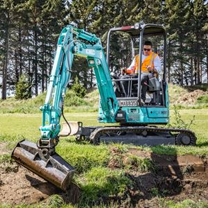 Picture of 2.5 Ton Excavators