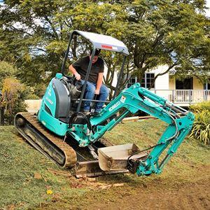 Picture of 2 Ton Excavators
