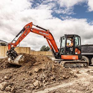 Picture of 5-6 Ton Excavators