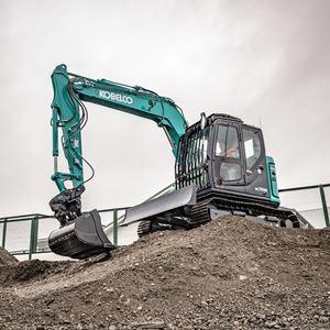 Picture of 7-9 Ton Excavators