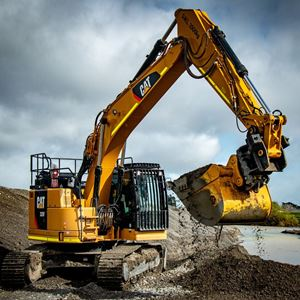 Picture of 35-40 Ton Excavators