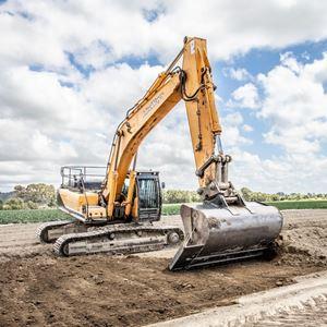 Picture of 41-50 Ton Excavators
